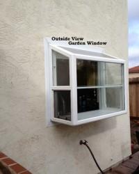 Simonton Vinyl Garden Window